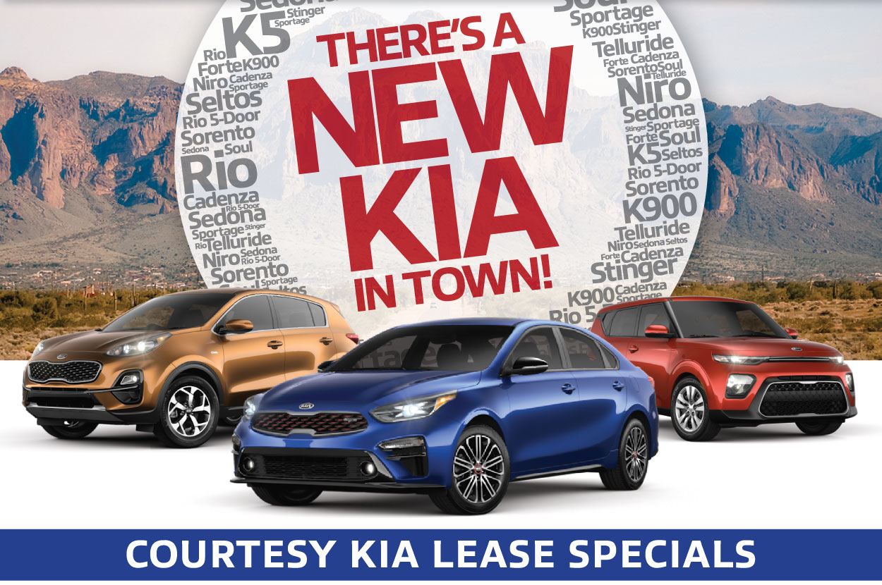 Courtesy Kia Specials