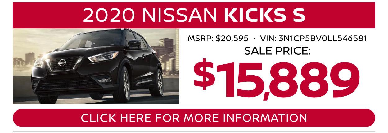 Passport Nissan Specials